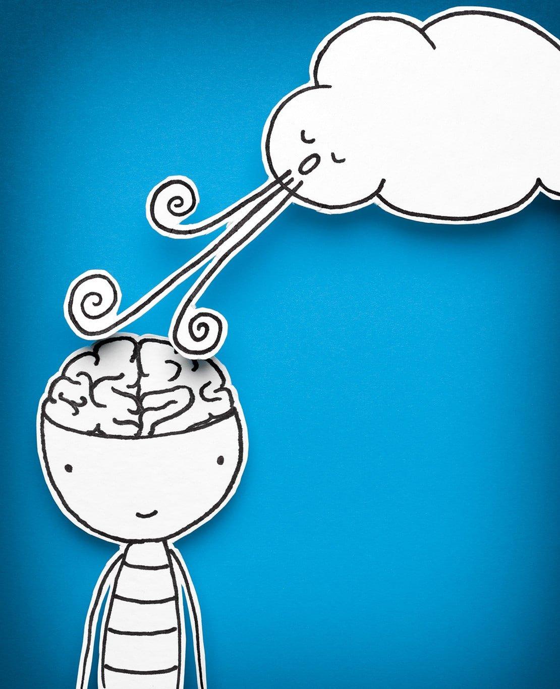 stress free calming mind