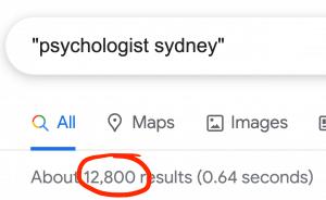 12,800 Psychologist Sydney Therapist Search Results
